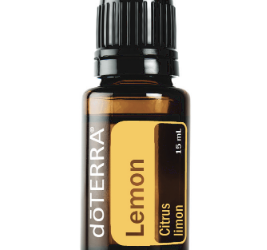 Get to know essential oils – Oil of the month – LEMON